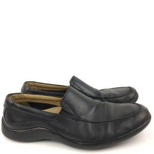 Cole Haan Mens Loafers Sz 9 Leather Slip On Apron